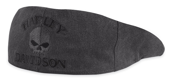 Cotton Skull Ivy Cap