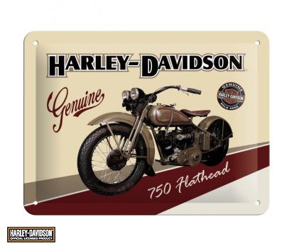 tin signs flathead logo 15x20c cadeau 39 s harley davidson merchandise big rivers harley davidson. Black Bedroom Furniture Sets. Home Design Ideas