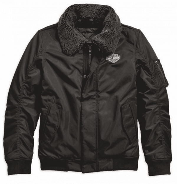 JACKET-BOMBER,ENDERS,PPE,TEXT,