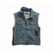 VEST-BLOWOUT,DENIM,BLU