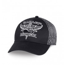 Heart and Dagger Baseball Cap