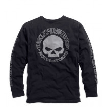 Skull Long Sleeve Tee