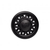 BUCKLE-SPINNER,MATTE,BLACK,B/L