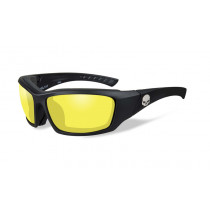 HD TAT Yellow Matte Black Frame