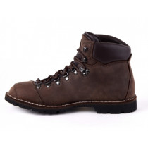 Biker Boot Adventure Denver Brown