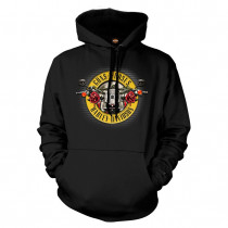 Hoodie Guns and Roses classic