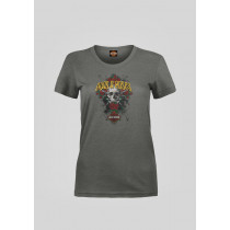 T-Shirt Guns and Roses cross
