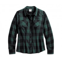 SHIRT-FLANNEL, PLAID