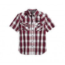 SHIRT-MODIFIED YOKE,AMERICANA,