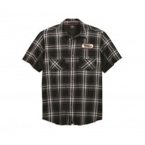 SHIRT-HD RACING,S/S,WVN,PLD