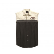 VEST-HD RACING,BLOWOUT,WVN,BLK