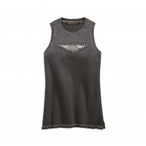 TEE-STUDDED WING,MUSCLE,S/L,KN