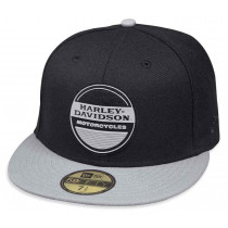 CAP-GMIC,59FIFTY,SILICONE,BLK