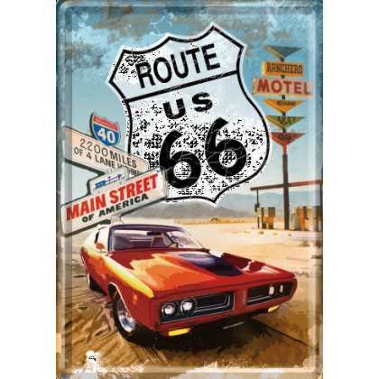 Route66 HD Card