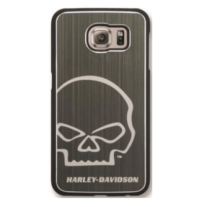 H-D Phone Shell Galaxy S6 Silv