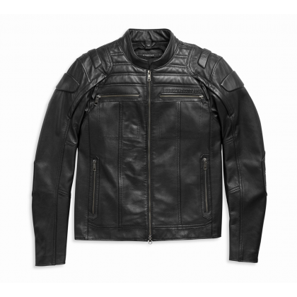 JACKET-AURORAL II,3N1,LEATHER,
