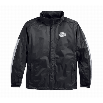 RAINWEAR-JACKET,SEPARATE,BLK