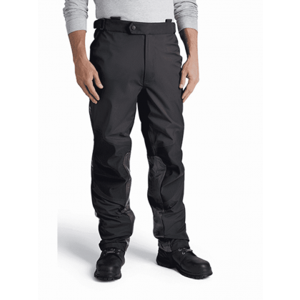 RAINWEAR-PANT,RIDING,BLK