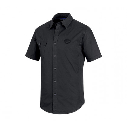 SHIRT-PERFORMANCE,VENTED,S/S,W