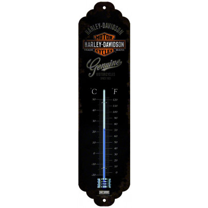 "Thermometer ""Genuine Logo"""