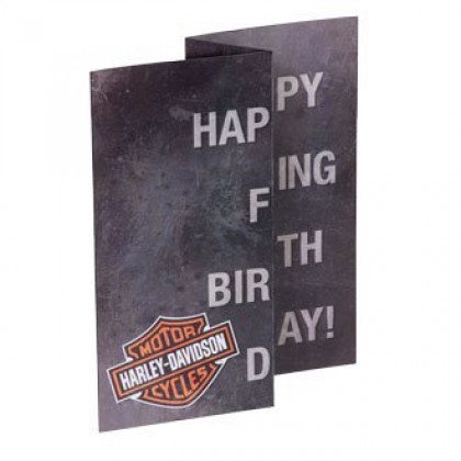 Happy F-ing Birthday card
