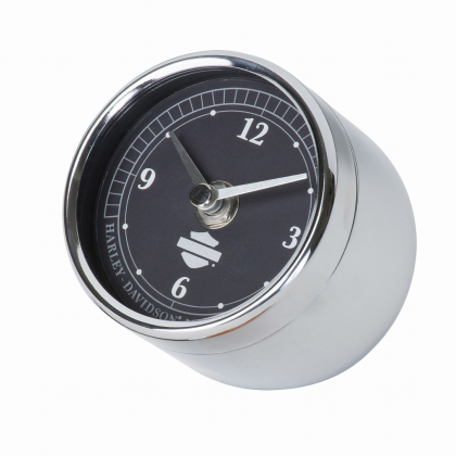 H-D Speedometer Desk Clock