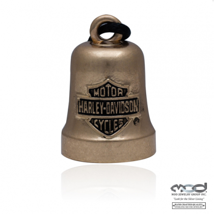 Gold B&S Ride Bell