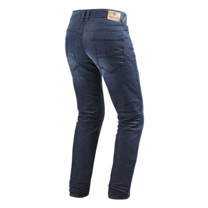 Jeans Vendome 2 Donkerblauw Used L34, 28