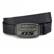 BELT-115TH,BL,BUCKLE,BLK