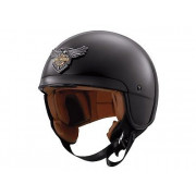 HELMET-5/8,115TH,B09,MED,BLK